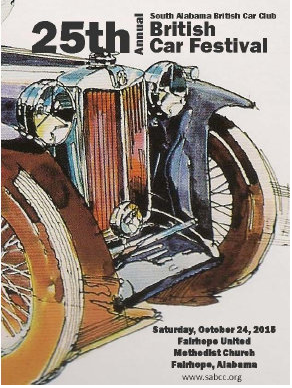 Alabama British Car Festival