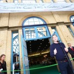 Ant Anstead opens the inaugural Classic and Sports Car The London Show 2