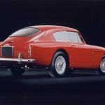 Aston Martin DB MkIII rear