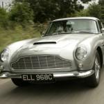 Aston Martin DB5 front