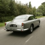 Aston Martin DB5 rear