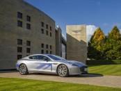 Aston Martin full electric RapidE concept