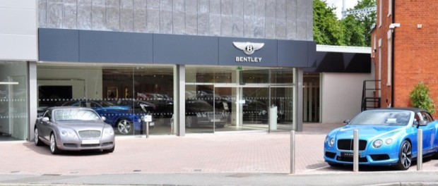 Bentley Berkshire 2