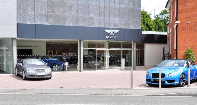Bentley Berkshire 2
