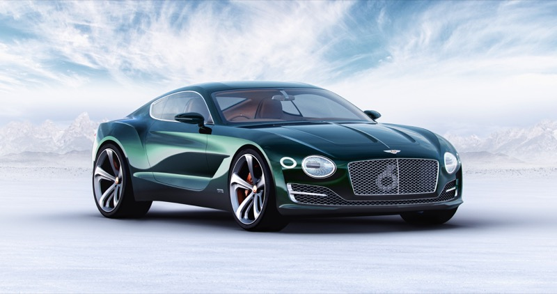 Bentley EX 10 Speed 6