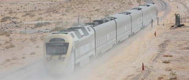 Bentley's Desert Train - Train
