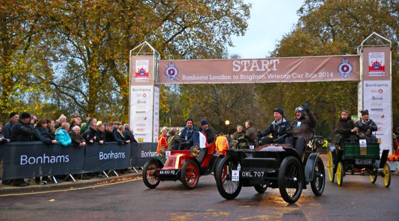 Bonhams London to Brighton Run