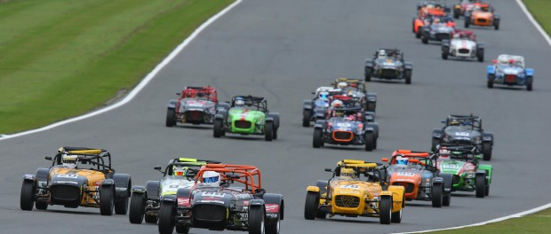 CATERHAM MOTORSPORT SEASON COMES TO A CLOSE AT SILVERSTONE 2