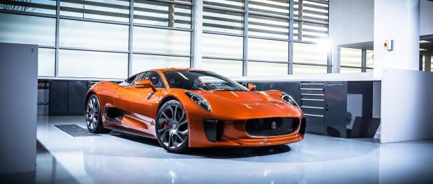 Jaguar CX75 Bond SPECTRE