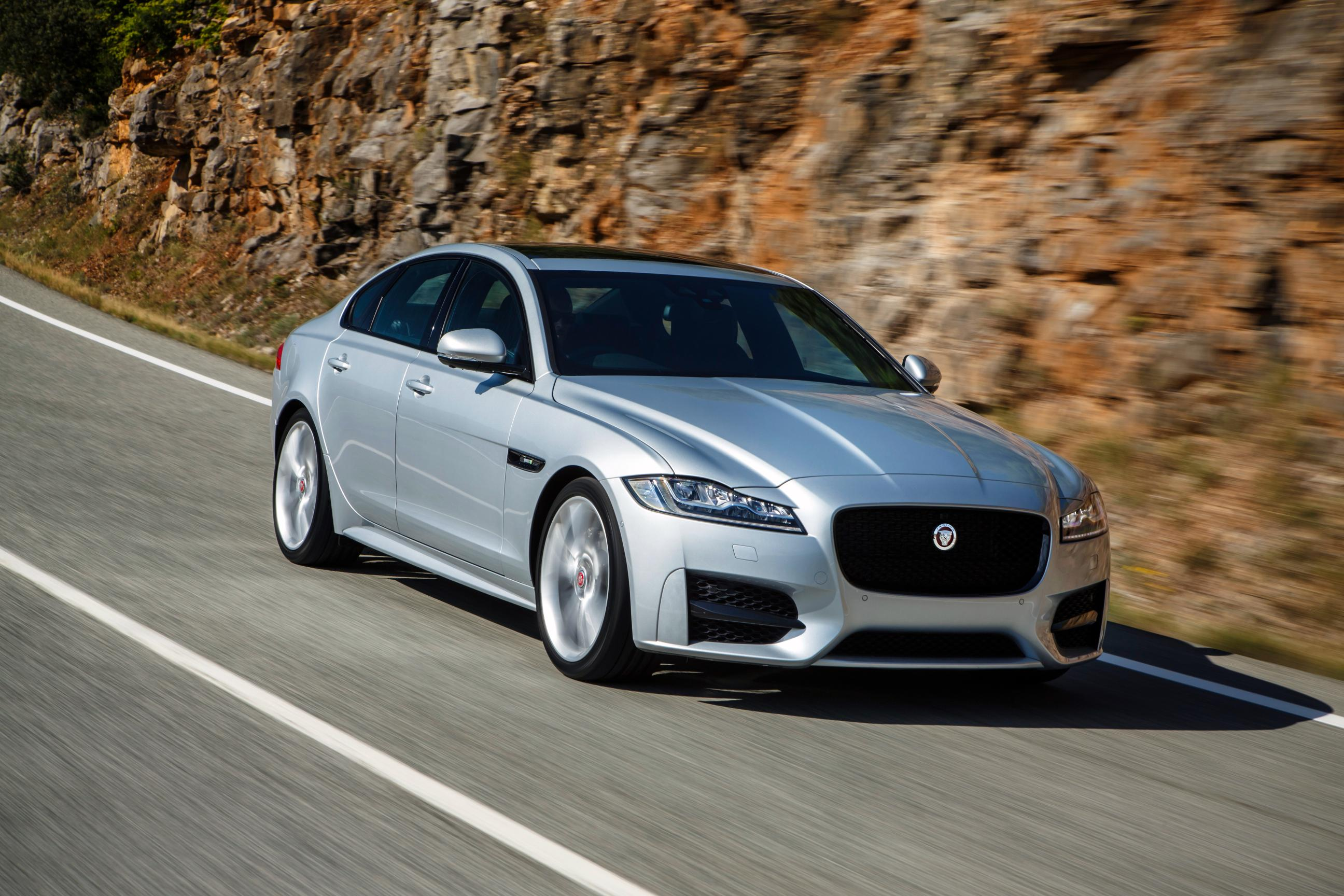 jaguar xf to star at wired2015 just british. Black Bedroom Furniture Sets. Home Design Ideas
