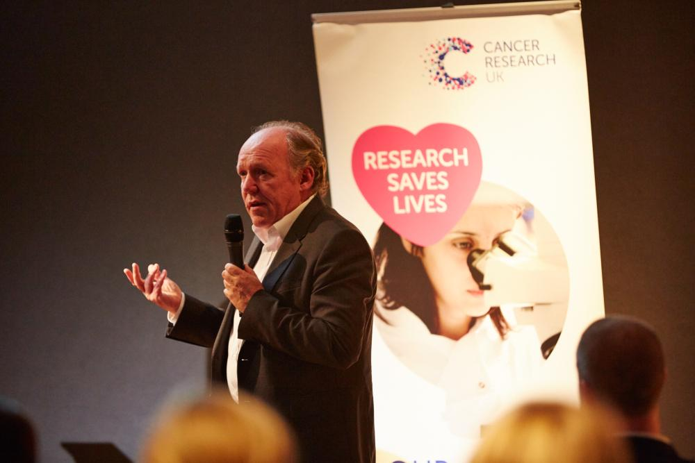 Jaguar CRUK Crick Auction - Ian Callum