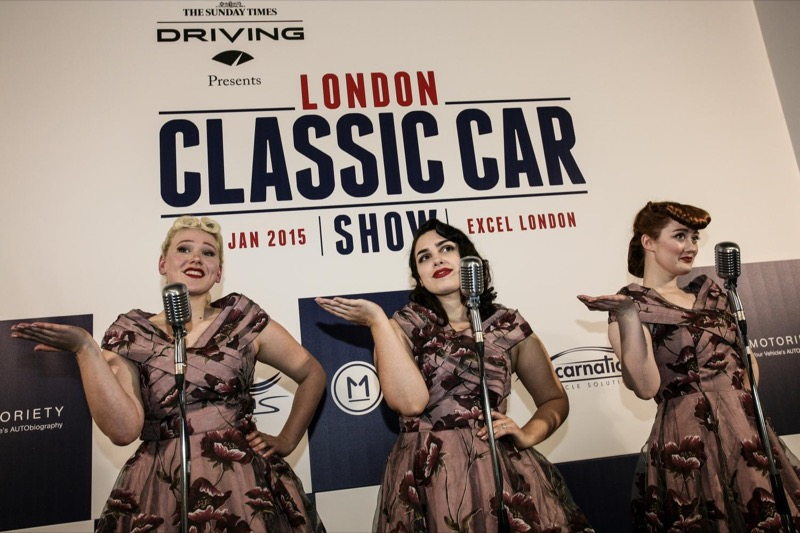 London Classic Car Show 2