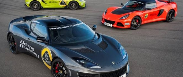Lotus Driving Academy adds Evora 400 to new driving experience fleet