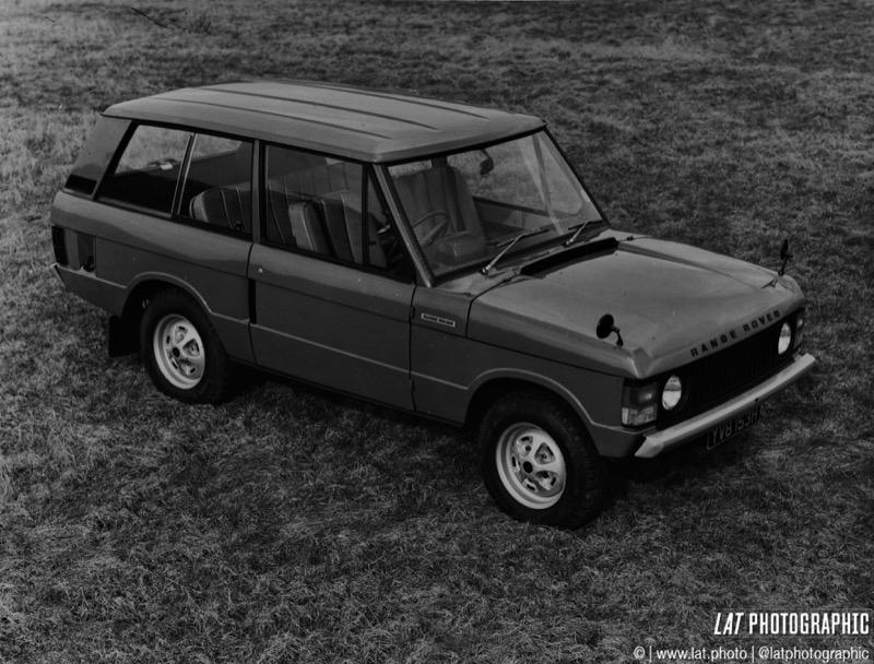 Range Rover 25 Jun 70 Autocar