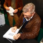 Ross Brawn book signing session