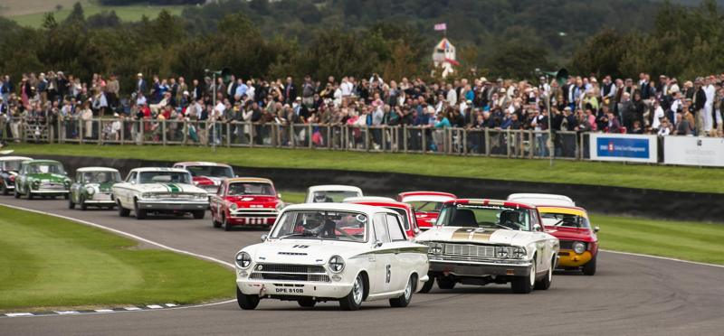 St Mary's Trophy was one of 2015's Revival highlights