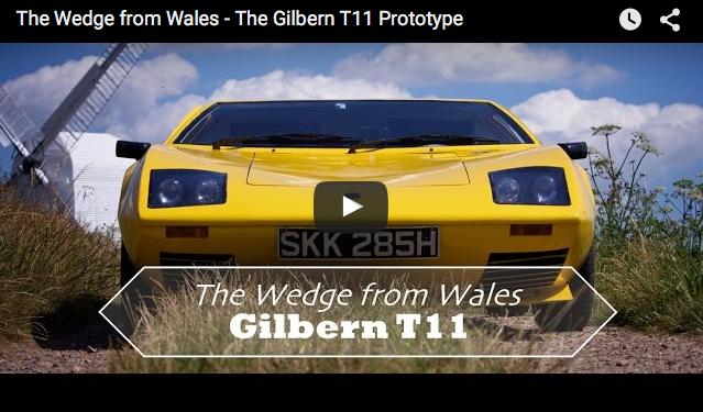 VotW - Gilbern T11 Prototype