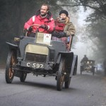 1904 Humberette driven by James Morant1