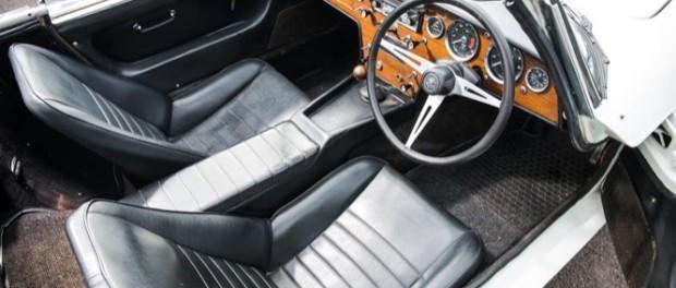 1966 Lotus Elan S2 interior