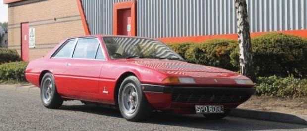 1973 Ferrari 365 GT4 Ex Henry Coope