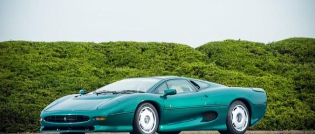 1991 Jaguar XJ22