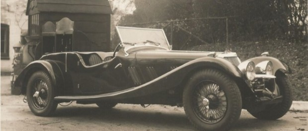 RARE 1936 SQUIRE RESTORED BY CLASSIC MOTOR CARS AND SHORTLISTED FOR PRESTIGIOUS AWARD
