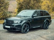 A very special Range Rover Sport first owned by David Beckham will be offered by Classic Car Auctions (CCA) in its sale on 5th December