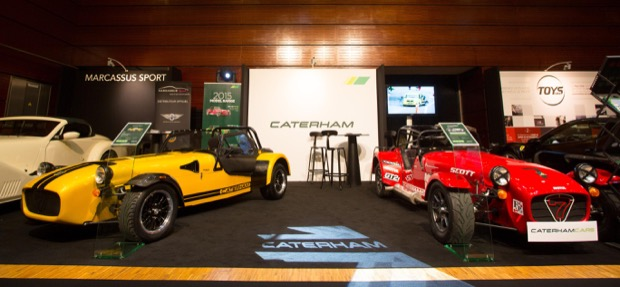 Caterham Salon de-L Homme