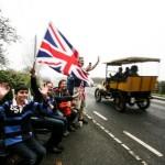 Fans en route to Brighton
