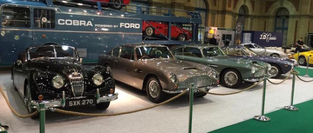 JD Classics at Classic & Sports Car - The London Show