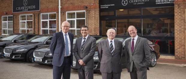 Major Chauffeur Deal underlines Jaguar's Fleet Success