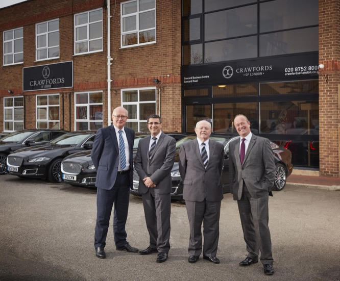 Major Chauffeur Deal underlines Jaguar's Fleet Success
