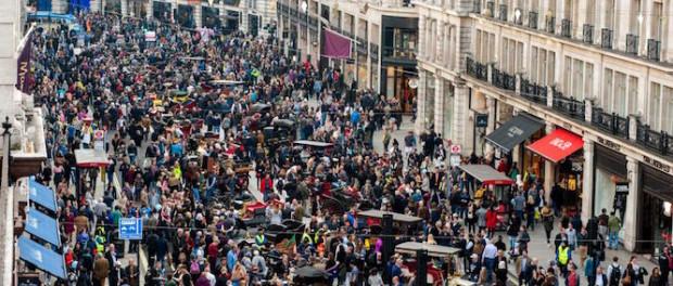 Regent Street Motor Show 1