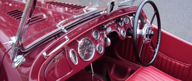Squire CLO 5 restored restored by Classic Motor Cars - More than 4100 man-hours have gone into the restoration of this car