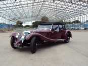 Squire lwb CLO 5 restored by Classic Motor Cars_1