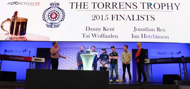 Torrens Trophy Contenders Announced by RAC for Motorcycling