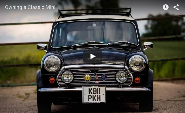 Video of the Week - Owning A Classic Mini