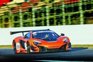 McLaren 650S GT3 secures maiden Championship