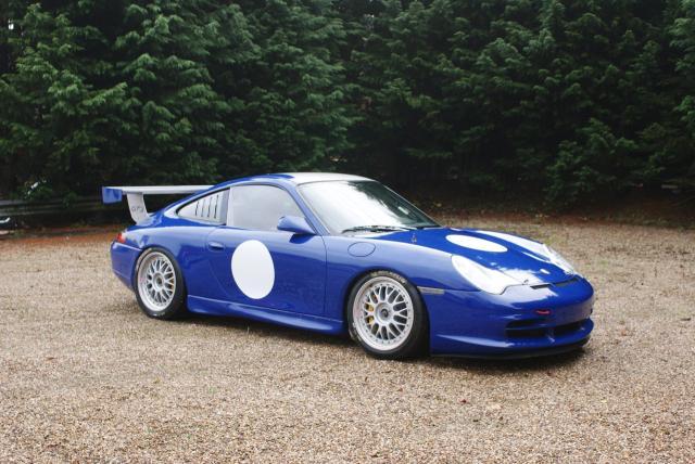1996 Porsche 911 GT3 Cup