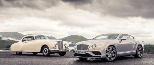 Bentley Continental - Evolution of an Icon