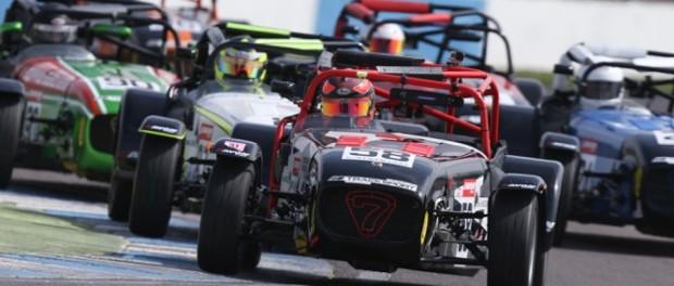 Caterham Motorsport calendar released