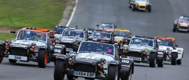 Caterham Motorsport calendar released - Academy