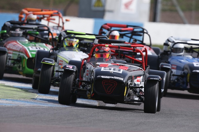 Caterham Motorsport calendar released