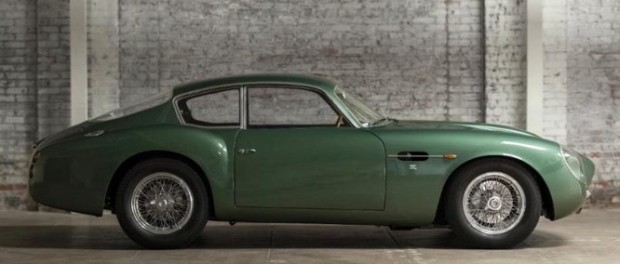DB4 Zagato Breaks Auction Record at Sotheby