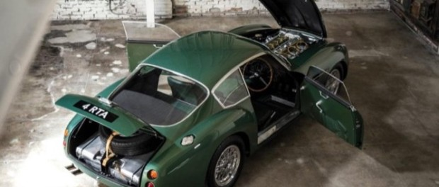 DB4 Zagato at Sotheby's Auction 2