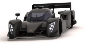 Ginetta G57 prototype