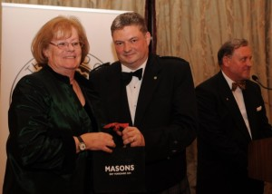 Guild of Motoring Writers - Chris Adamson and Patrica Lodge