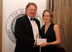 Guild of Motoring Writers - Ray Massey and Caroline Holmes