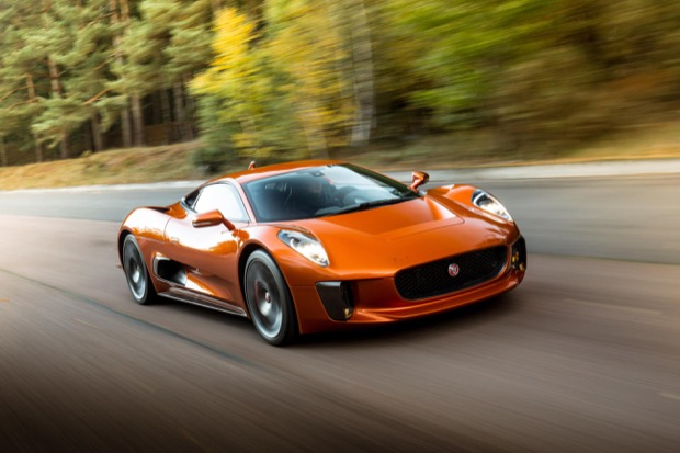 Jaguar C-X75 to go on display at Autosport International 2016