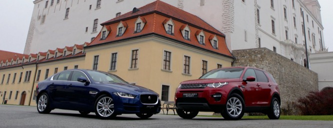 Jaguar Land Rover confirms new factory in Slovakia